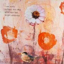 Daily Painting #17: Bright Attitudes